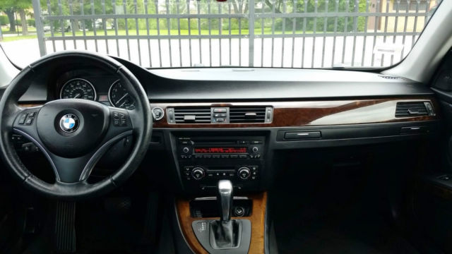 00000000000000000 2009 bmw 328xi coupe xdrive awd excellent condition 86k black on black sunroof