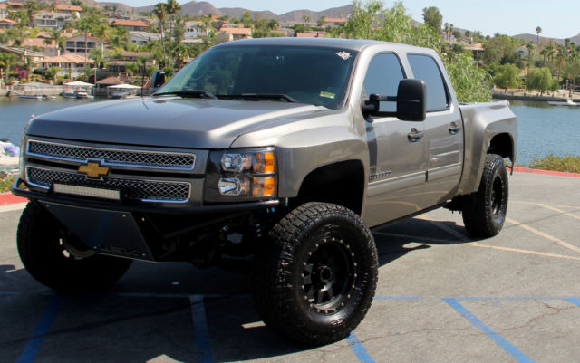 Prerunner For Sale >> 3GCEC23C09G105287 - 2009 Chevy Silverado 1500 Custom Off-Road Pre-Runner
