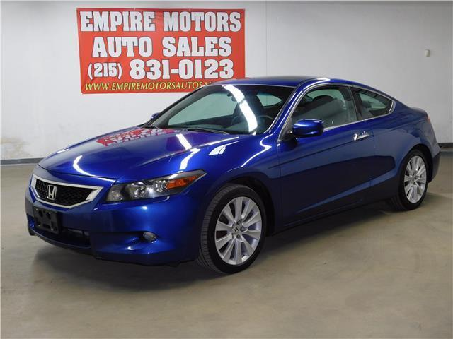 1HGCS21889A005723   2009 Honda Accord Coupe EX L 3.5L 6CYL 6 Speed Manual  Rare! We Can Help You Ship
