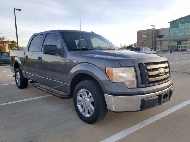 1ftfw1cv7aka20662 2010 ford f 150 xl crew cab pickup 4 door 5 4l flex. Black Bedroom Furniture Sets. Home Design Ideas