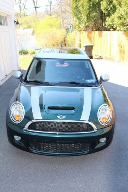 Wmwmm3c51atp93871 2010 Mini Cooper S Clubman Excellent