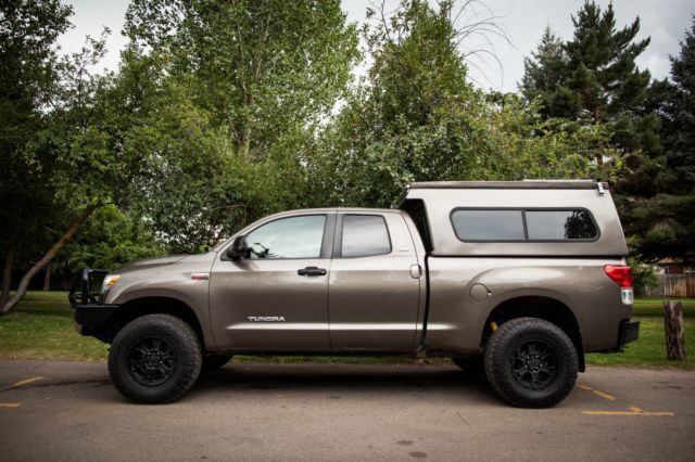 What Is Flex Fuel Vehicle >> 5TFUW5F16AX119497 - 2010 Toyota Tundra with Flippac camper - Expedition / Overland built