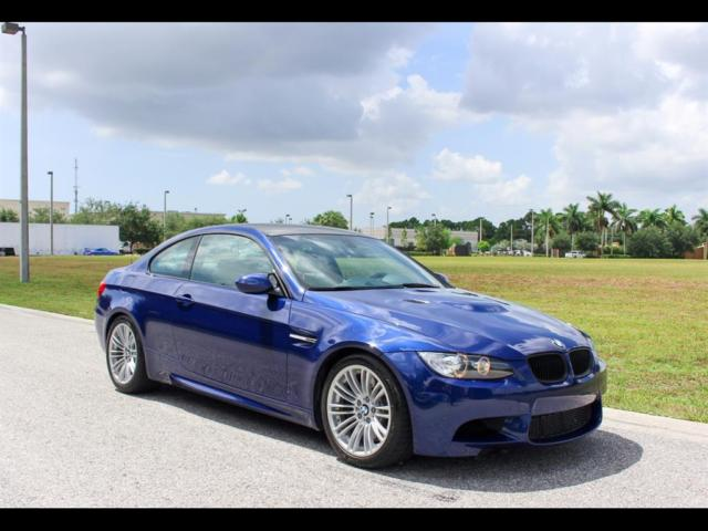 Wbskg9c56be645282 2011 Bmw M3 6 Speed Manual 2 Door Coupe