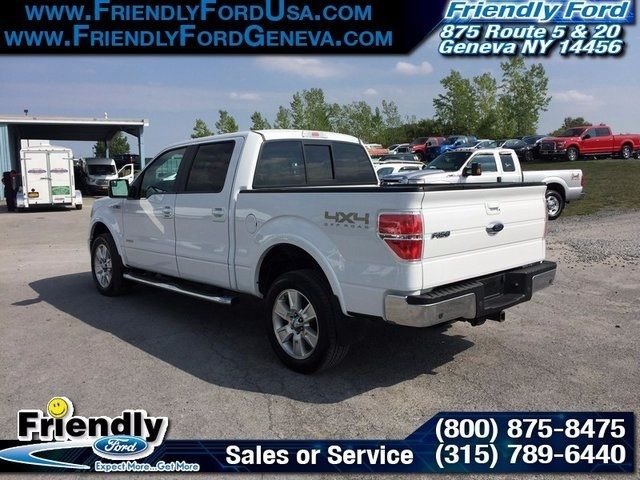 1ftfw1et1bfc46878 2011 ford f 150 lariat 64266 miles oxford white 4d supercrew ecoboost 3 5l v6 gt. Black Bedroom Furniture Sets. Home Design Ideas