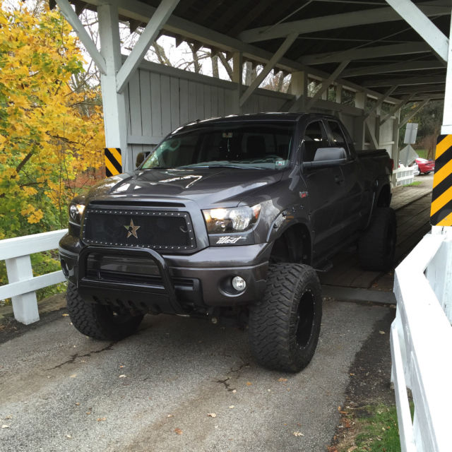 Toyota Trd For Sale: 2011 Toyda Tundra TRD Warrior 12 Inch