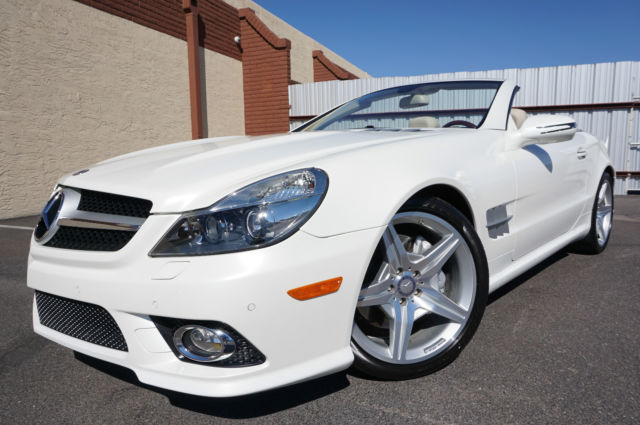 Wdbsk7ba5bf163873 2011 white sl550 amg convertible sl for 550 amg mercedes benz