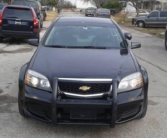 6g1mk5u2xcl600401 2012 Chevrolet Caprice Ppv Police Interceptor V 8