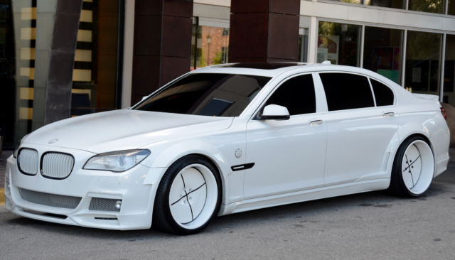 Wbakb8c5xcc962928 2012 Custom Wide Body Bmw 7 Series 750li
