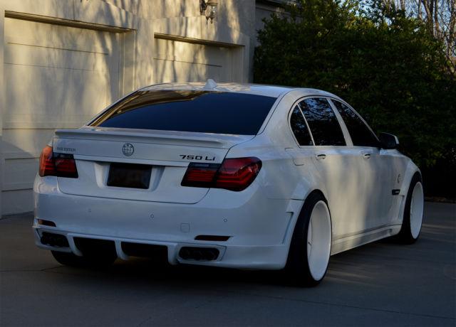 Wbakb8c5xcc962928 2012 Custom Wide Body Bmw 750li