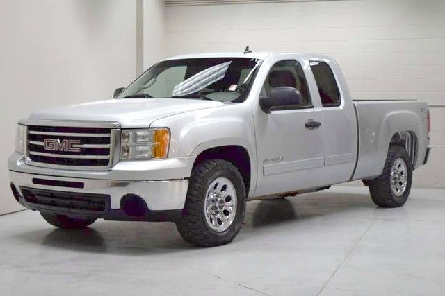 2012 GMC SIERRA 1500 4WD ONE OWNER