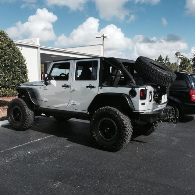 Image Gallery Lifted Jku