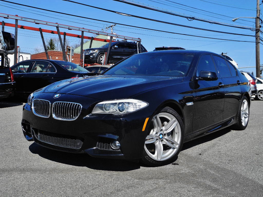 wbafr7c52dc821439 2013 bmw 5 series 535i m sport package 54468 miles black sedan 6 cylinder automa. Black Bedroom Furniture Sets. Home Design Ideas