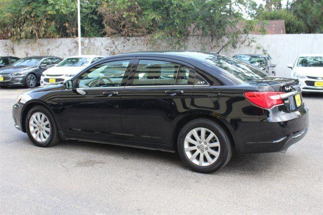 2013 Chrysler 200 TOURING  Avon IN