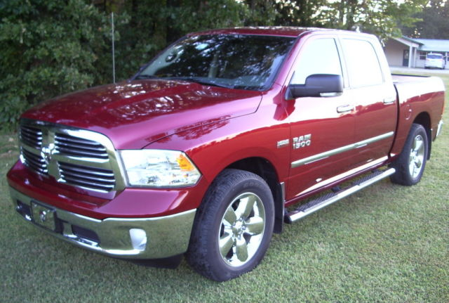 1c6rr7lt2ds582602 2013 dodge ram 1500 big horn crew cab 4x4 swb 5 7 hemi only 26k miles. Black Bedroom Furniture Sets. Home Design Ideas