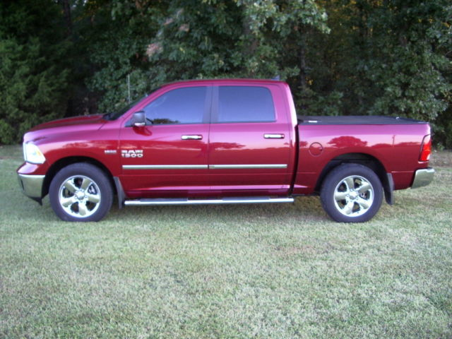 1c6rr7lt2ds582602 2013 dodge ram 1500 big horn crew cab 4x4 swb 5. Cars Review. Best American Auto & Cars Review