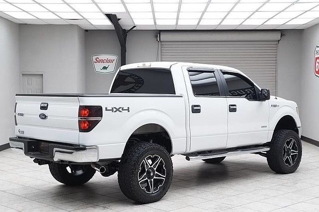 1ftfw1et0dkf47247 2013 ford f150 4x4 xlt ecoboost lifted crew cab 20s texas truck. Black Bedroom Furniture Sets. Home Design Ideas