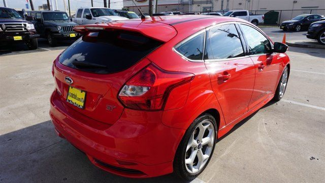 ford focus st manual 2013
