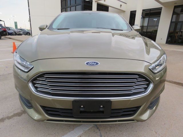 Bob Moore Infiniti >> 3FA6P0G74DR203025 - 2013 Ford Fusion S 61177 Miles Ginger Ale 4D Sedan 2.5L iVCT 6-Speed Automatic