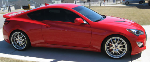 Performance 2013 Hyundai Genesis Coupe 38 R Spec Manual Html Autos Weblog