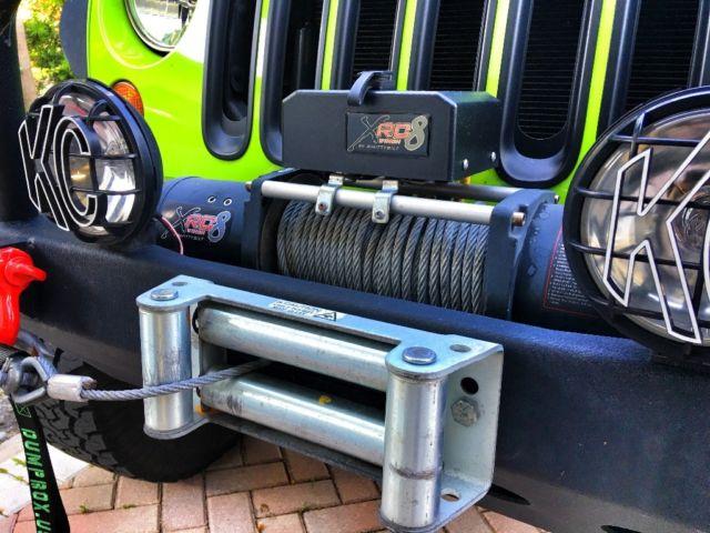 1c4bjwdgxdl506892 2013 Jeep Wrangler Unlimited Jku Gecko