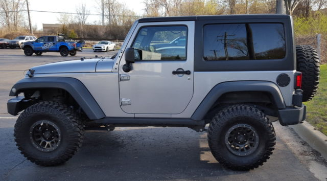 1c4bjwcg7dl689623 2013 Supercharged Jeep Wrangler