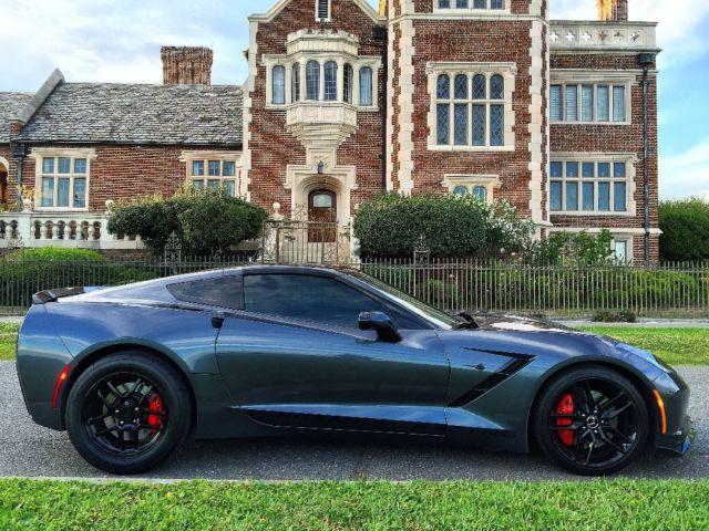 1GTR1LEC0GZ322443 - 2014 (800whp) C7 Vengeance Racing Corvette