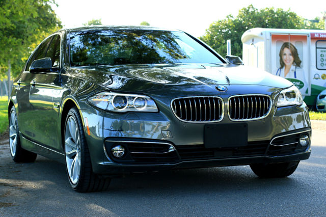 Fully Loaded Bmw 550 Xi Autos Post