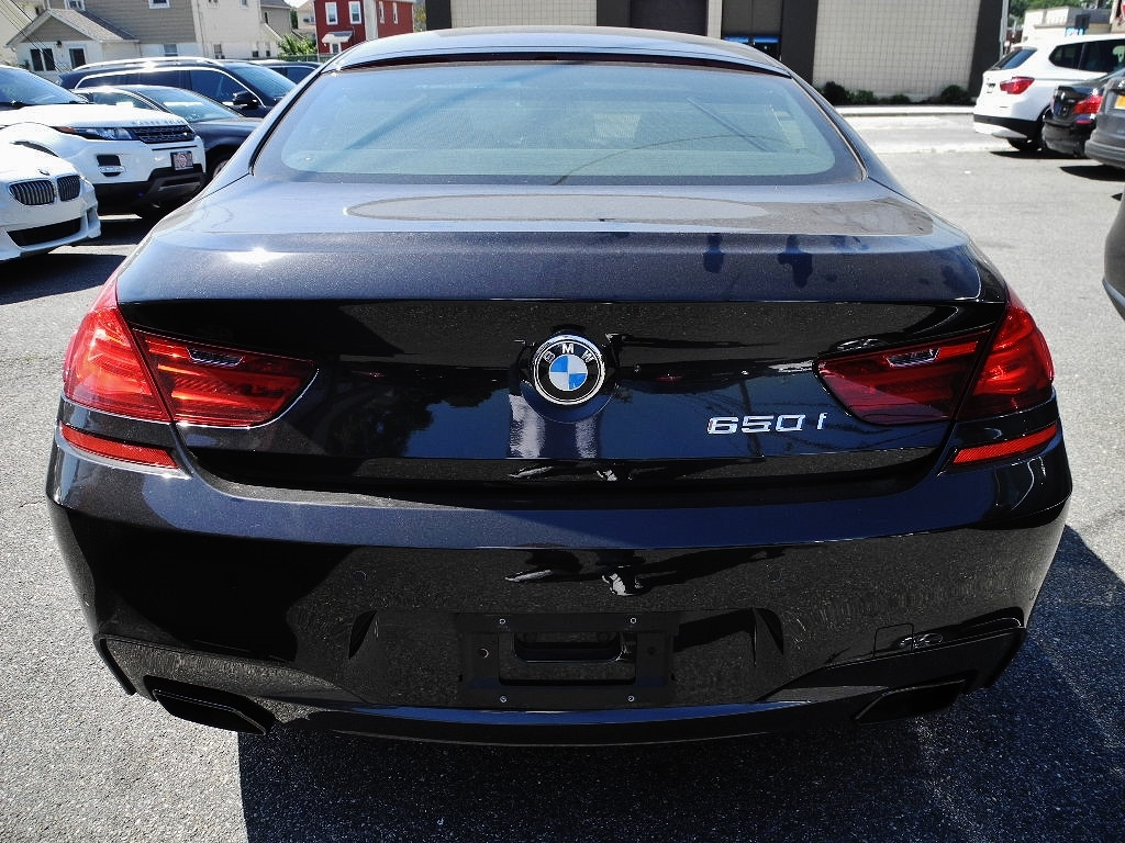 2014 bmw 6 series 650i gran coupe m sport pkg 51421 miles black coupe. Cars Review. Best American Auto & Cars Review
