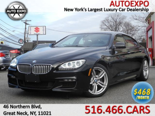 wba6b4c59ed371304 2014 bmw 6 series 650i xdrive gran coupe m sport 54832 miles black convertible 8. Black Bedroom Furniture Sets. Home Design Ideas