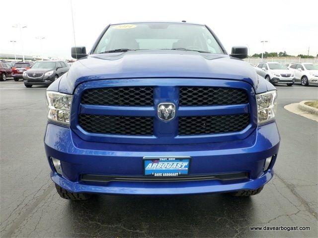 3C6RR7KT2EG 2014 Dodge Ram 1500 Lifted Truck by