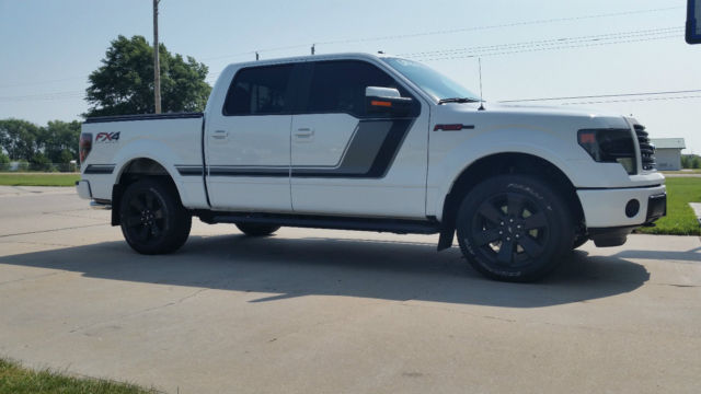 1ftfw1ef8efc43975 2014 ford f150 supercharged rt570 f 150 4wd fx4 roush like platinum lariat. Black Bedroom Furniture Sets. Home Design Ideas