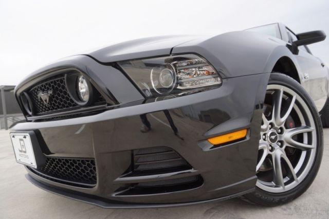 2014 Ford Mustang Gt Track Track Pkge W Recaro Seats 35020 Miles Black 5 0l 42 1zvbp8cf1e5309339