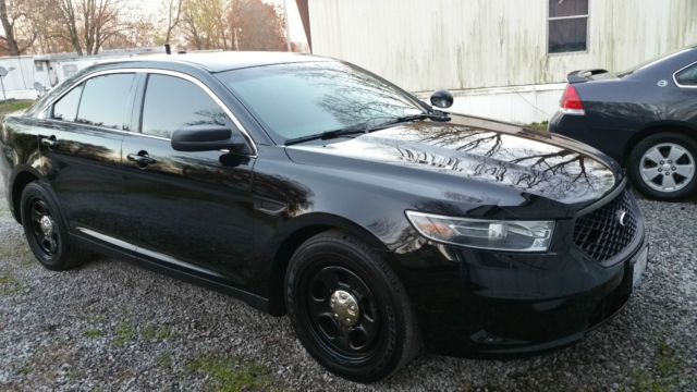 2014 ford taurus police interceptor for sale in carbondale illinois. Cars Review. Best American Auto & Cars Review