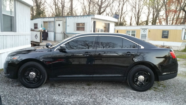 Ford Interceptor For Sale >> 1FAHP2MK5EG168369 - 2014 Ford Taurus Police Interceptor