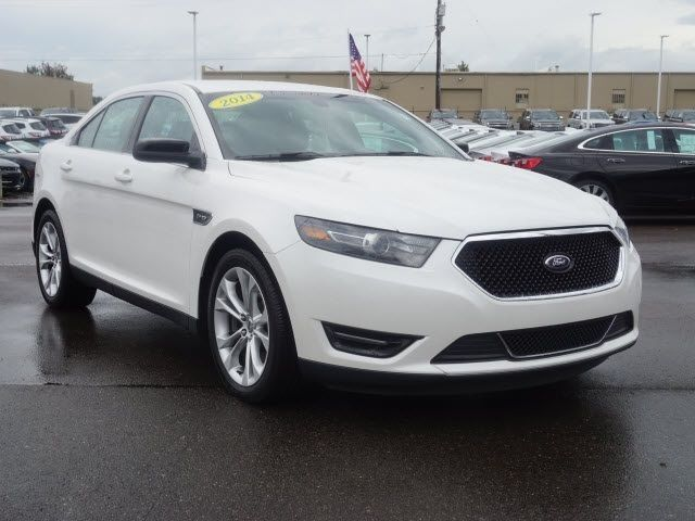 2014 ford taurus review ratings specs prices and photos. Black Bedroom Furniture Sets. Home Design Ideas