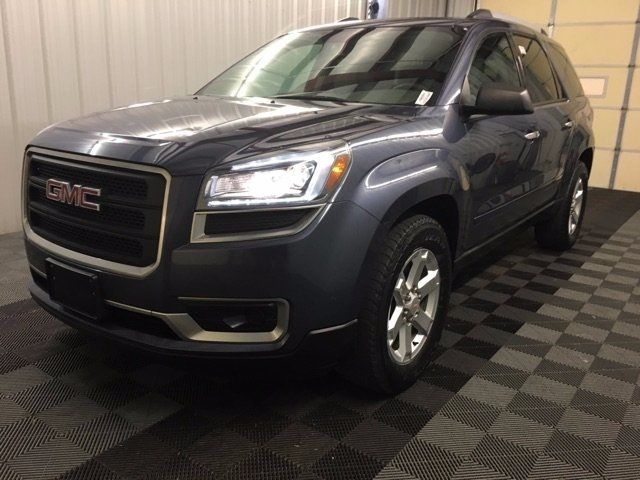 1gkkvpkdxej260401 2014 gmc acadia sle 2 68976 miles atlantis blue metallic 4d sport utility 3 6l v. Black Bedroom Furniture Sets. Home Design Ideas