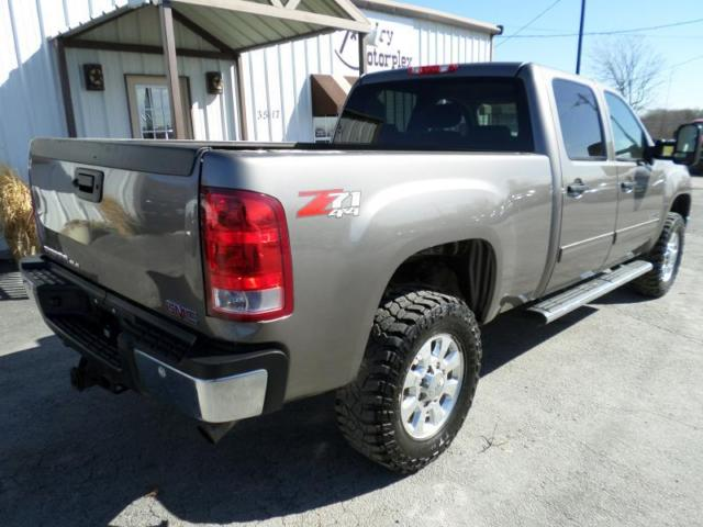 1gt120cg8ef111827 2014 Gmc Sierra 2500 Brown With 120331 Miles Available Now