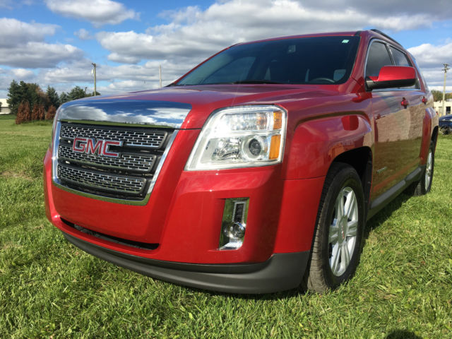 2gkflxe33e6320607 2014 gmc terrain slt 1 v6 awd loaded nice and clean like new with rebuilt title. Black Bedroom Furniture Sets. Home Design Ideas