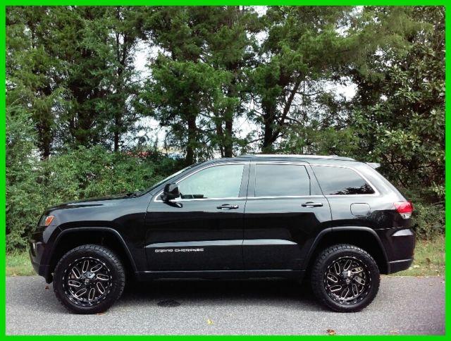 1c4rjfag6ec352198 2014 Jeep Grand Cherokee 4wd Lifted