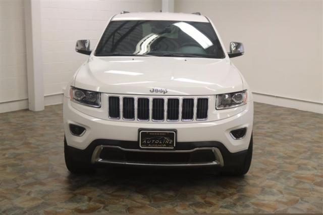 1c4rjfbg1ec103757 2014 jeep grand cherokee limited 112386 miles white 3 6l v6 24v vvt flex fuel a. Black Bedroom Furniture Sets. Home Design Ideas