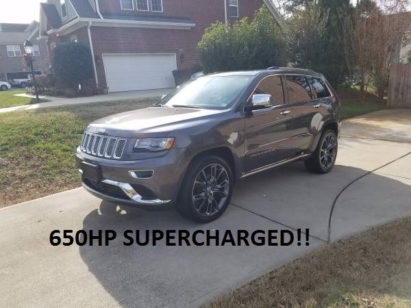 1c4rjfjt9ec346618 2014 jeep grand cherokee summit 650hp supercharged srt rims. Black Bedroom Furniture Sets. Home Design Ideas