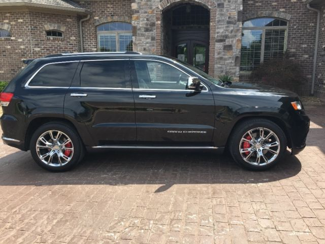 2014 jeep grand cherokee summit for sale in andersonville tennessee. Cars Review. Best American Auto & Cars Review