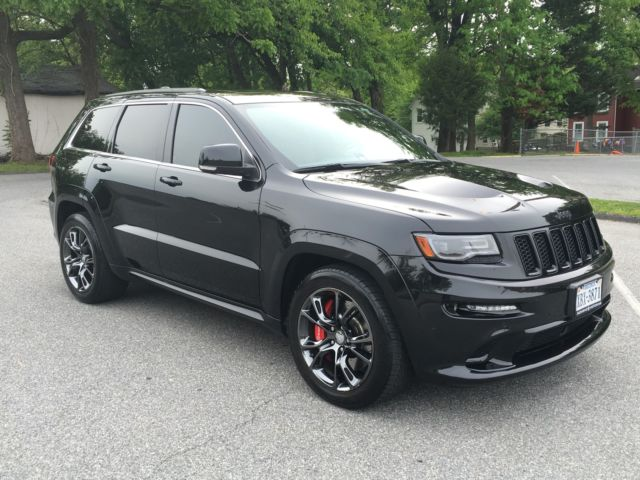 Blacked Out Jeep >> 1C4RJFDJ7EC333120 - 2014 Jeep SRT8 Black out package & EVERY OPTION AVAILABLE