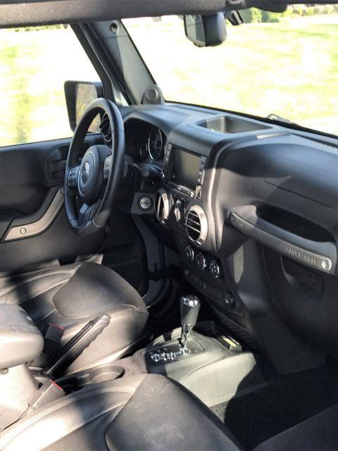 1c4hjwdg5el263648 2014 Jeep Wrangler Unlimited Sport S Color