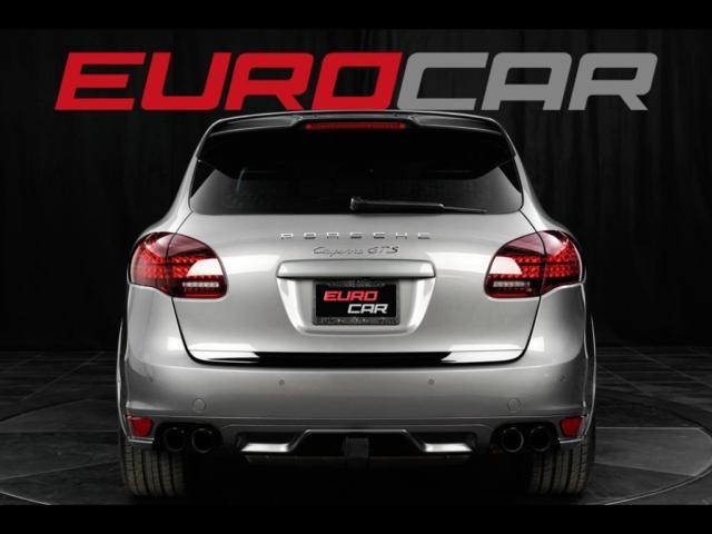 2014 Porsche Cayenne Gts Rare Red Interior Impeccable Wp1ad2a23ela72335
