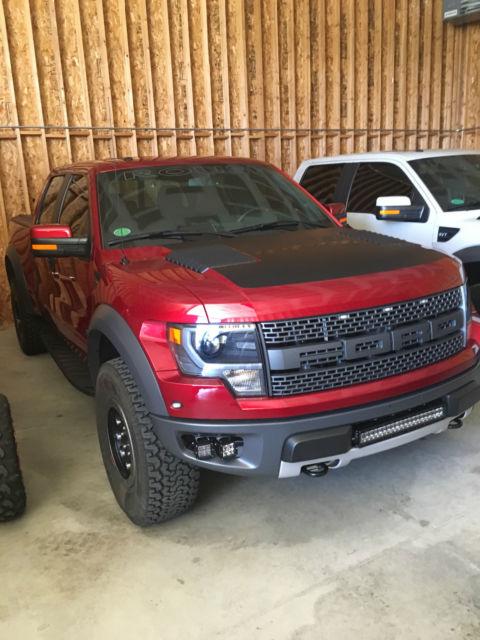 1ftfw1r69efb55723 2014 Roush Edition Ford Raptor