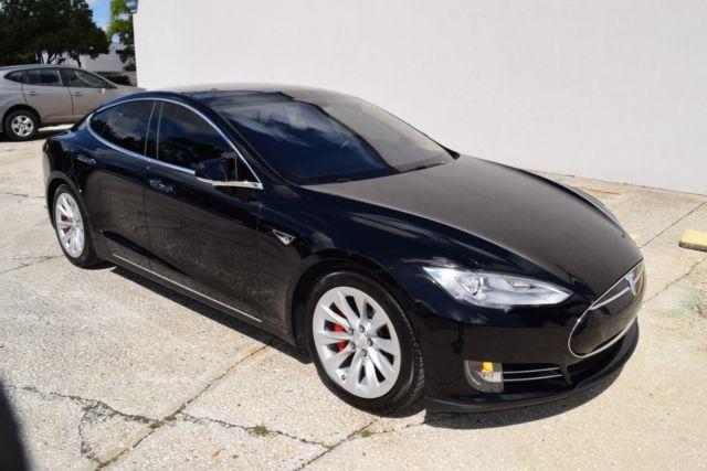 5yjsa1h1xefp30354 2014 Tesla Model S P85 Private Seller