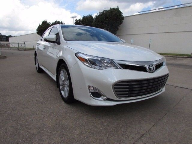 4t1bk1eb4eu093586 2014 toyota avalon sedan limited with 48 186 miles miles blizzard pearl 4 door c. Black Bedroom Furniture Sets. Home Design Ideas