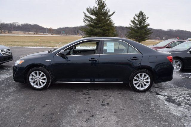 4t1bd1fk7eu124564 2014 toyota camry hybrid xle 24 807 miles sedan 4 cylinde. Black Bedroom Furniture Sets. Home Design Ideas