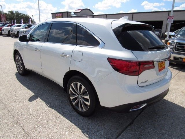 5fryd3h45fb010547 2015 acura mdx fwd with technology package 27 107 miles white diamond pearl suv. Black Bedroom Furniture Sets. Home Design Ideas